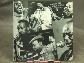 Various ‎– American Folk Blues Festival '82