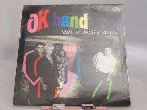 OK Band – Stala Se Nějaká Chyba