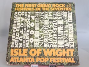 Various – The First Great Rock Festivals Of The Seventies