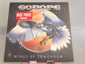 Europe – Wings Of Tomorrow