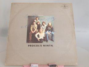 Procol Harum – Procol's Ninth.