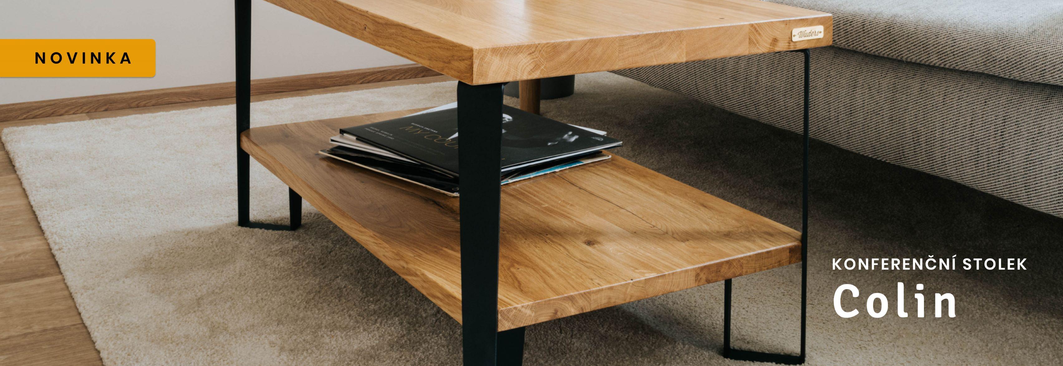 Konferenční stolek Colin
