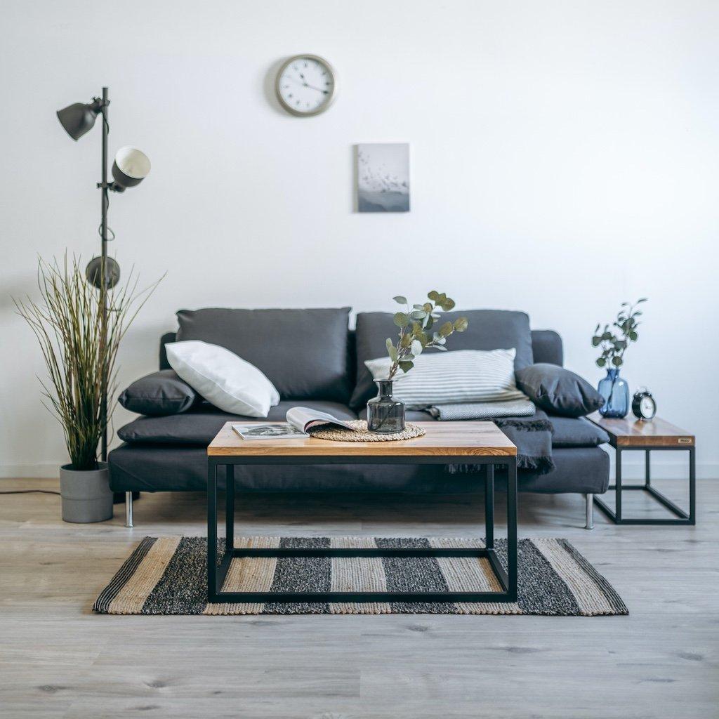 ručně vyrobený nábytek z masivu