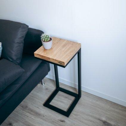 český odkládací stolek