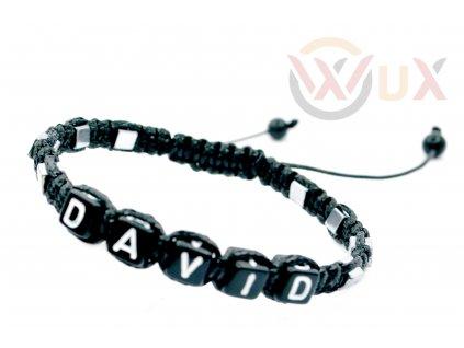 Pletený David II