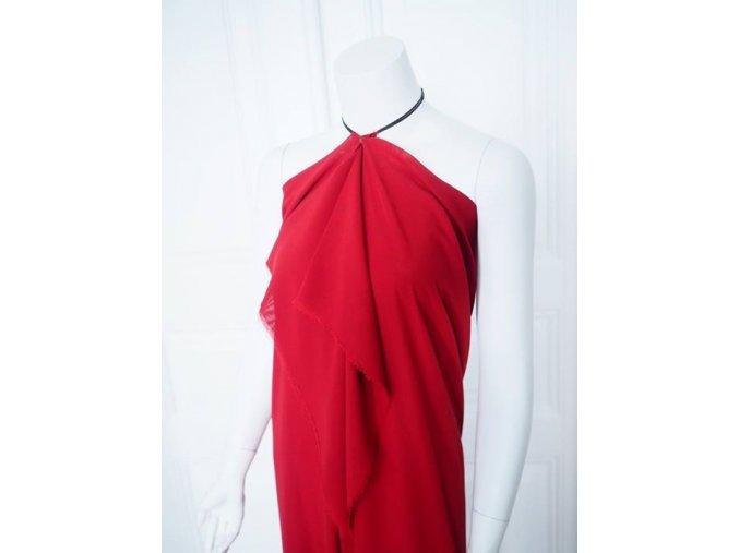 Šaty Nativity červené