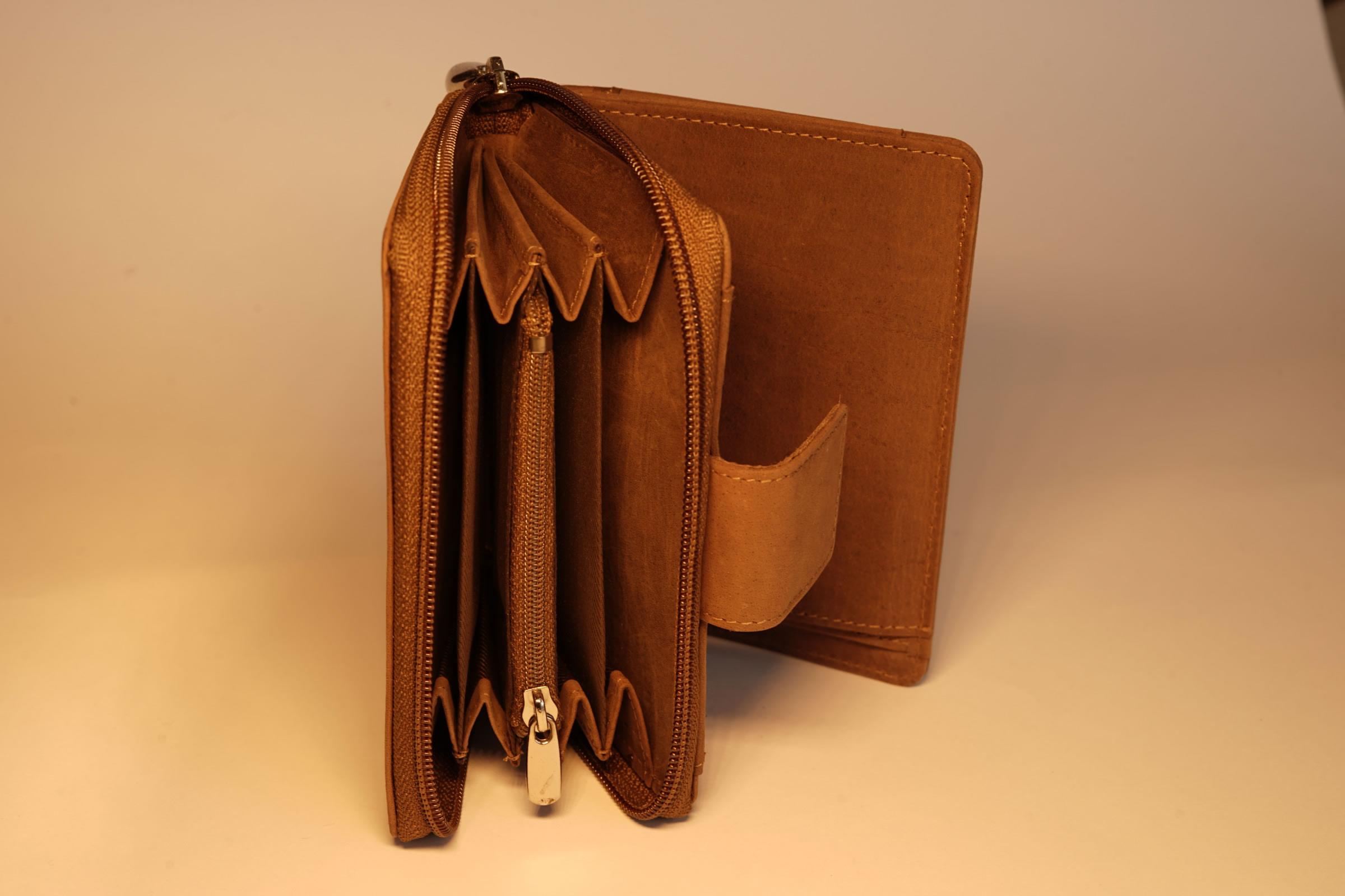 portfel koń, portfel damski skórzany