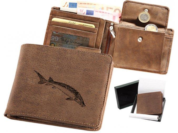 portfel z rybką