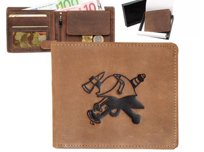 portfel dla strażaka