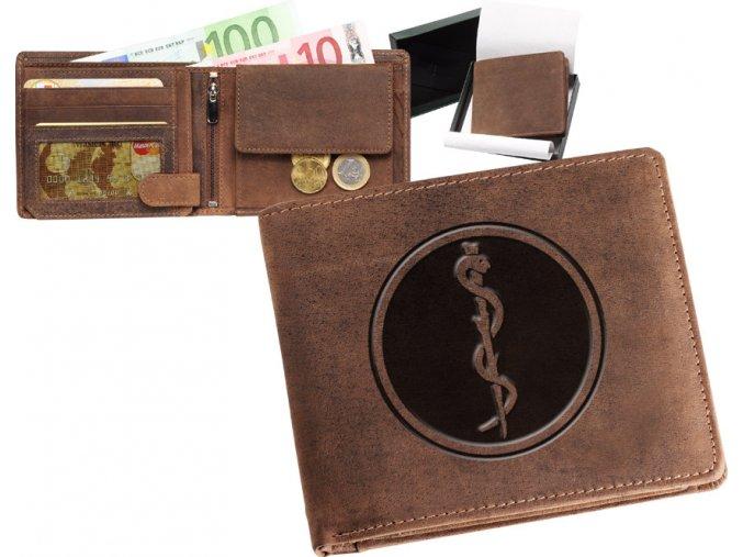portfel dla lekarza