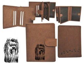 portfele z pieskiem