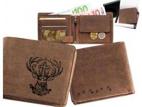 portfel dla myśliwego