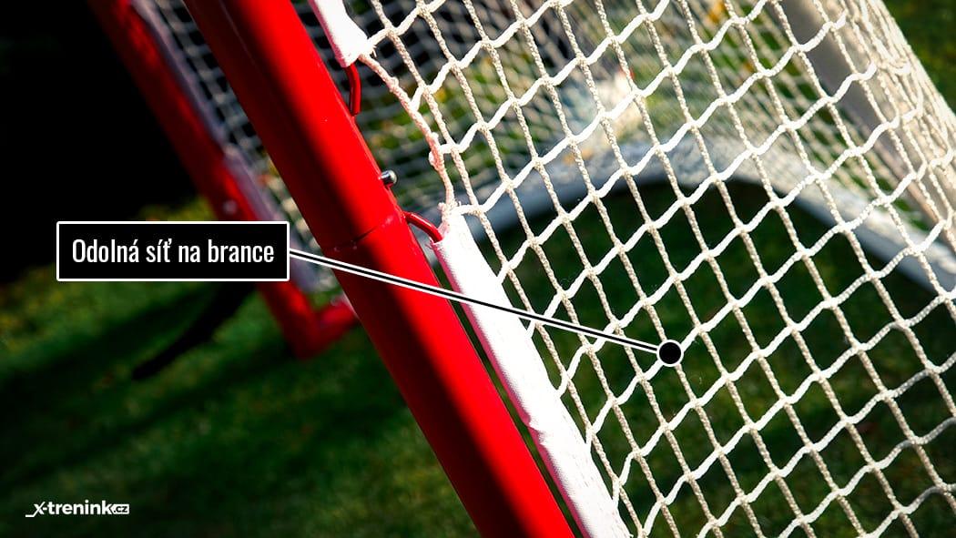 Hokejová brána Winnwell Pro Form - síť