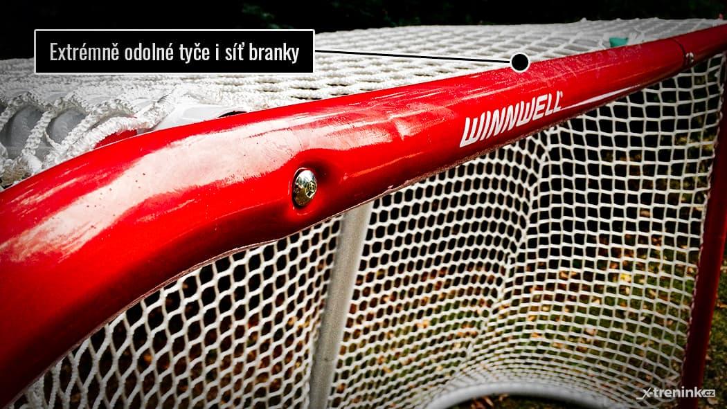 Odolná hokejová branka Winnwell Heavy Duty