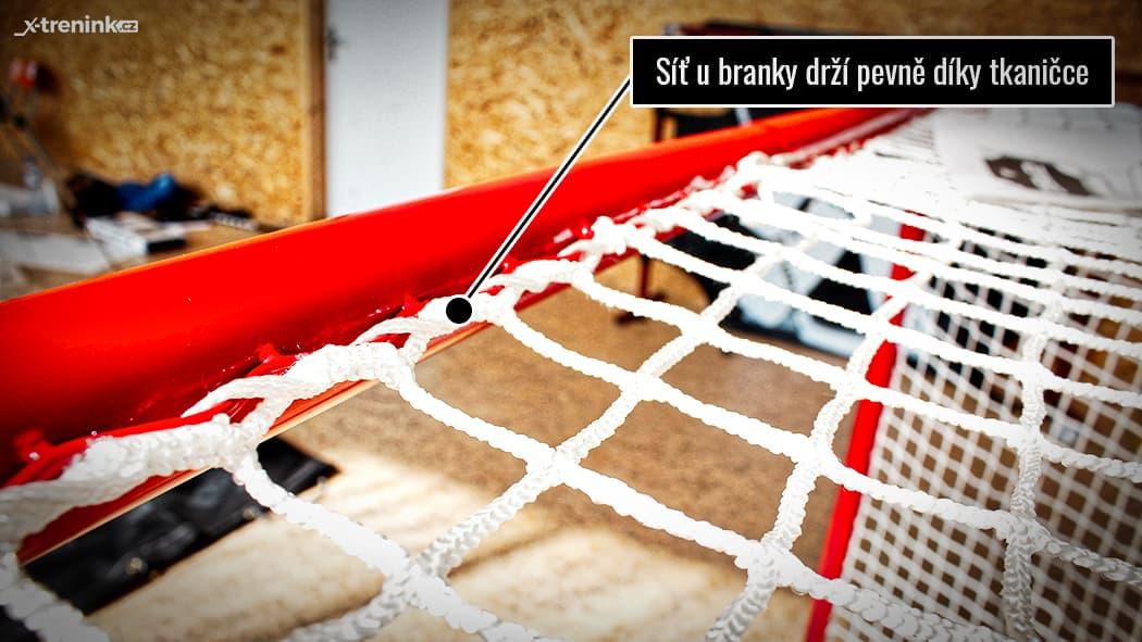 "Hokejová branka Winnwell 72"" skateguard"