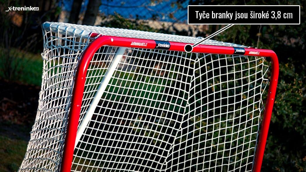 """Branka na hokejový trénink Winnell 72"""""""