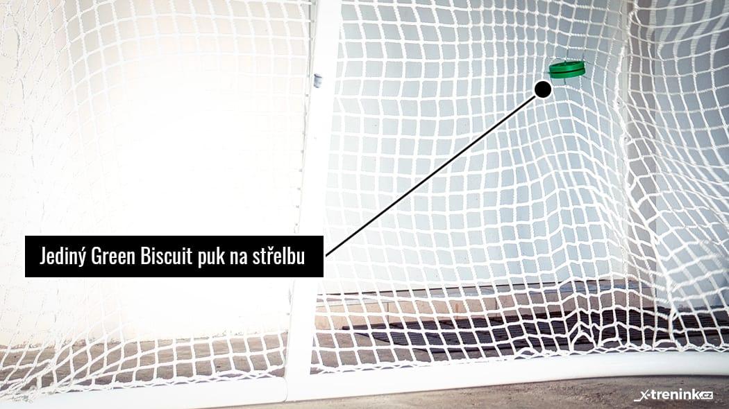 S pukem Green Biscuit Snipe se dá bez problémů střílet, je jako jediný určený na střelbu