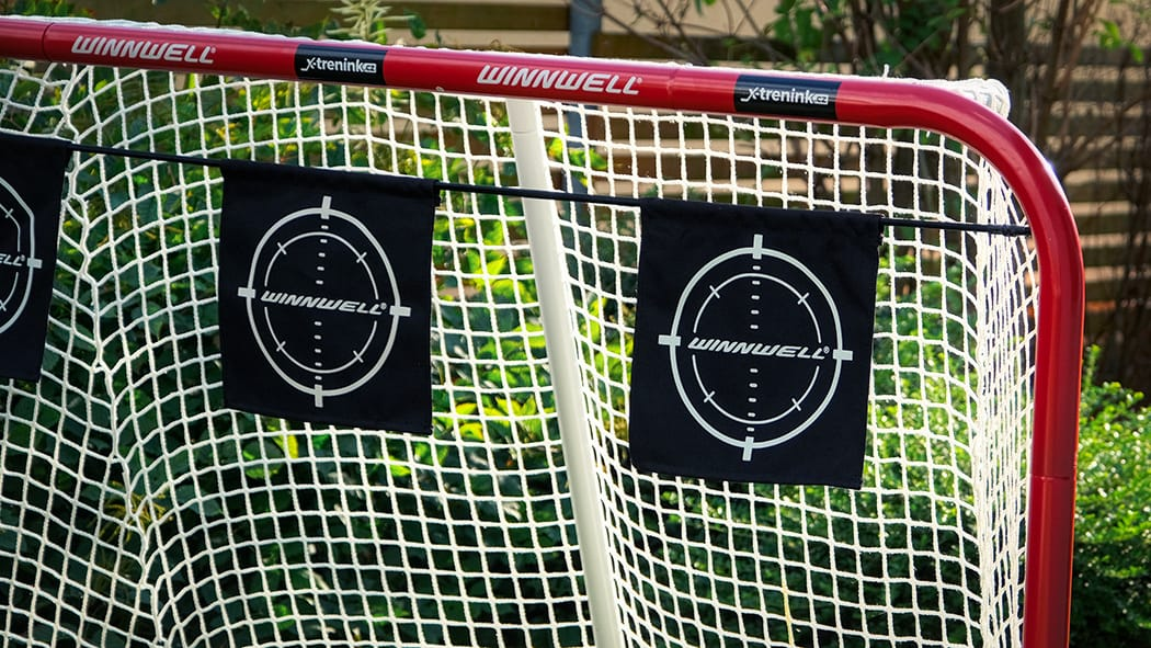 Hokejové doplňky Winnwell - terče, plachty a další sortiment