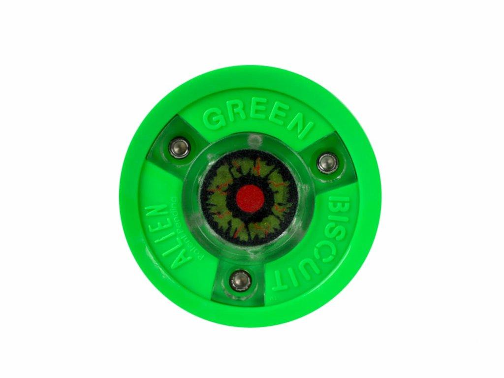 green biscuit alien hlavni