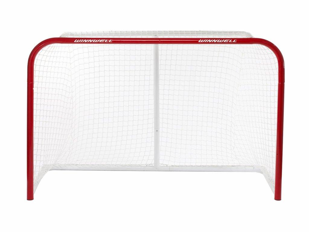 """Hokejová branka Winnwell 72"""" se sítí na tkaničku"""