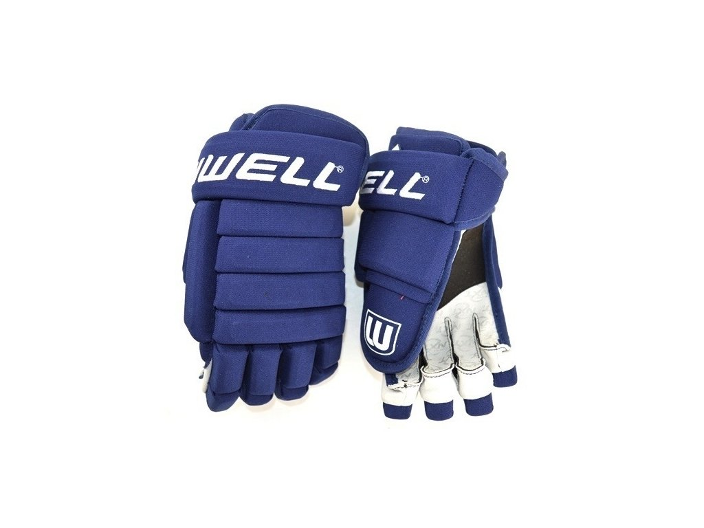 Hokejové rukavice Winnwell Classic 4-Roll SR