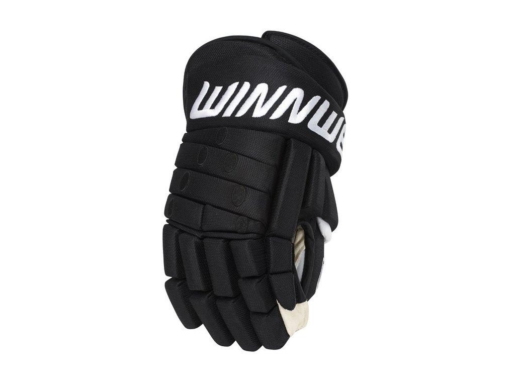 Hokejové rukavice Winnwell Classic 4-Roll Pro SR