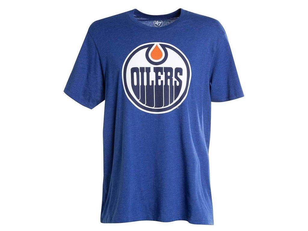 Triko 47 Brand Club Tee NHL Blue SR