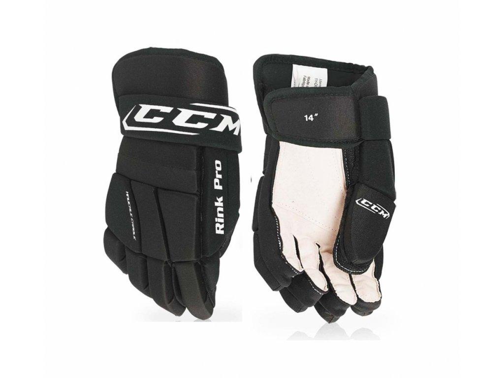 Hokejbalové rukavice CCM Rink