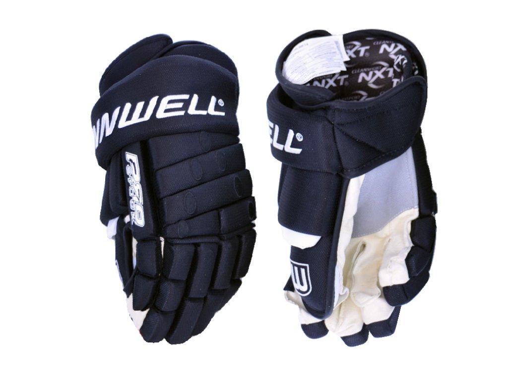 Juniorské hokejové rukavice Winnwell Pro Stock JR