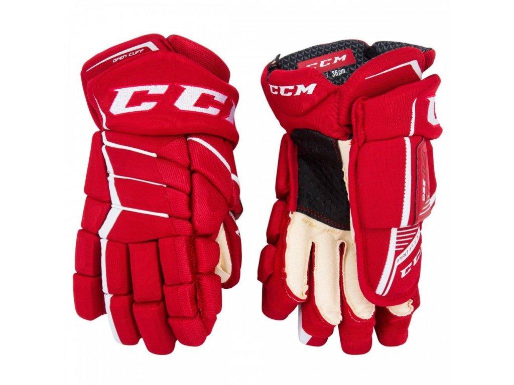 hokejové rukavice CCM Jetspeed FT390 SR