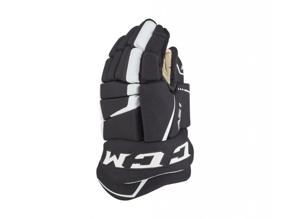 Dětské hokejové rukavice CCM Super Tacks AS1 YTH