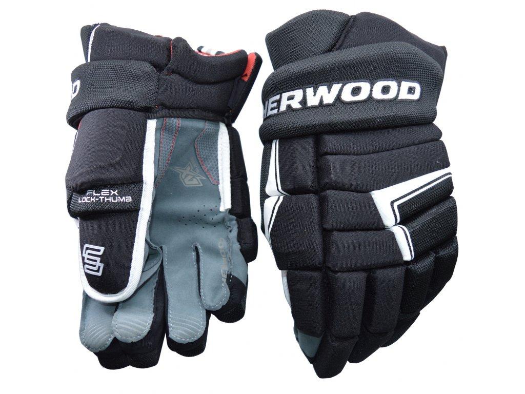 Hokejové rukavice Sher-wood Code III SR