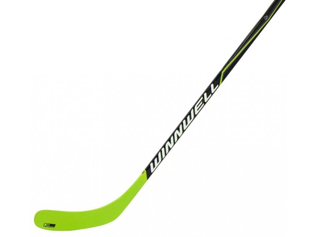 dětská hokejka Winnwell Q5Grip2019YTH