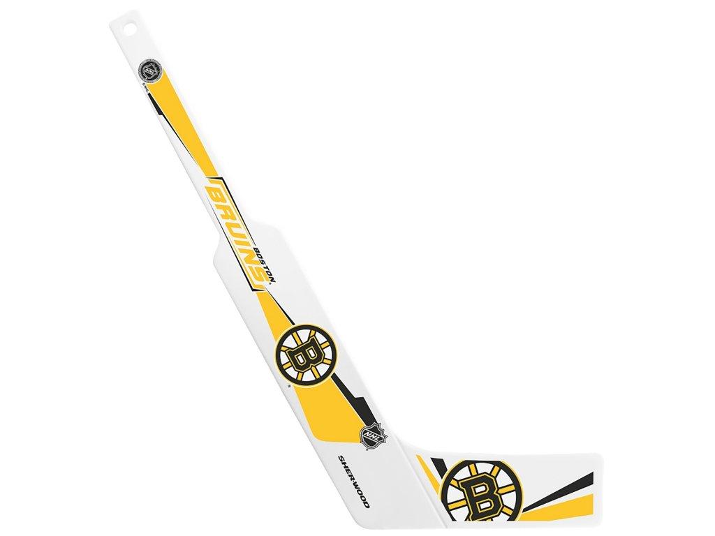 Brankářská mini hokejka NHL