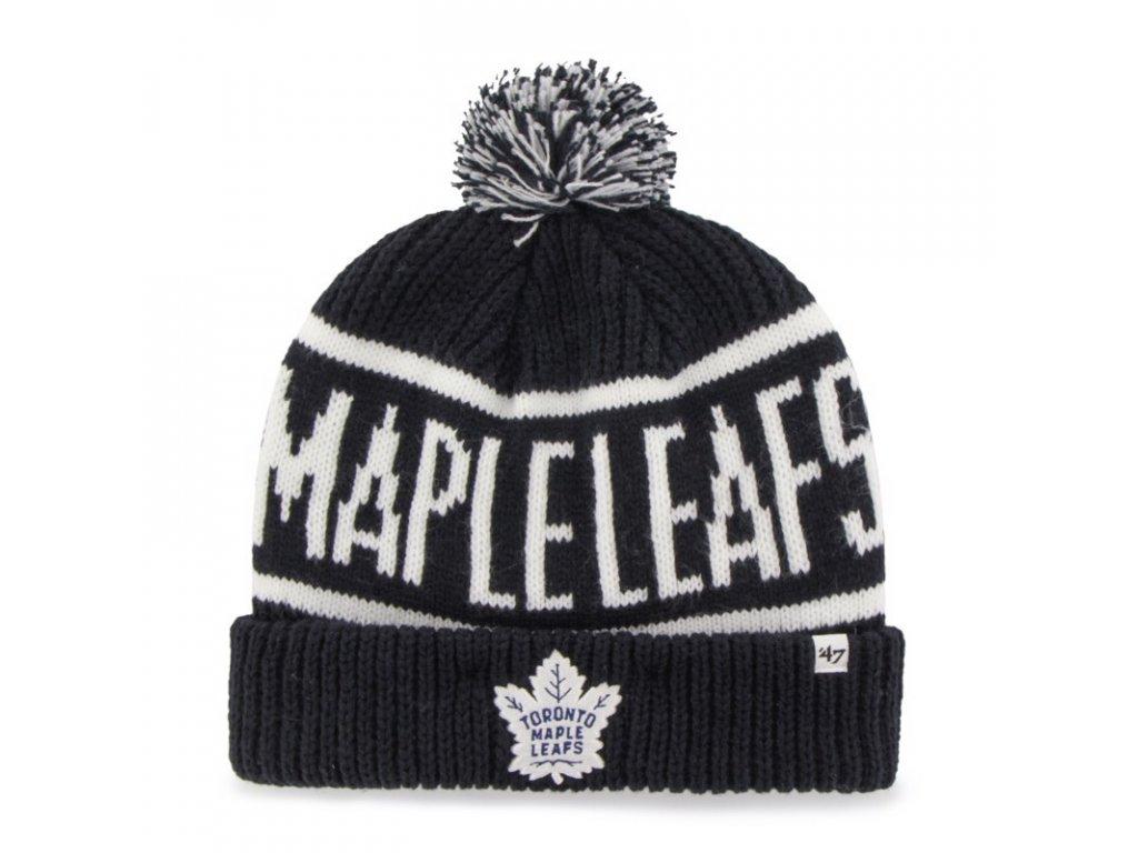 Čepice NHL 47 Brand Cuff Knit Beanie SR