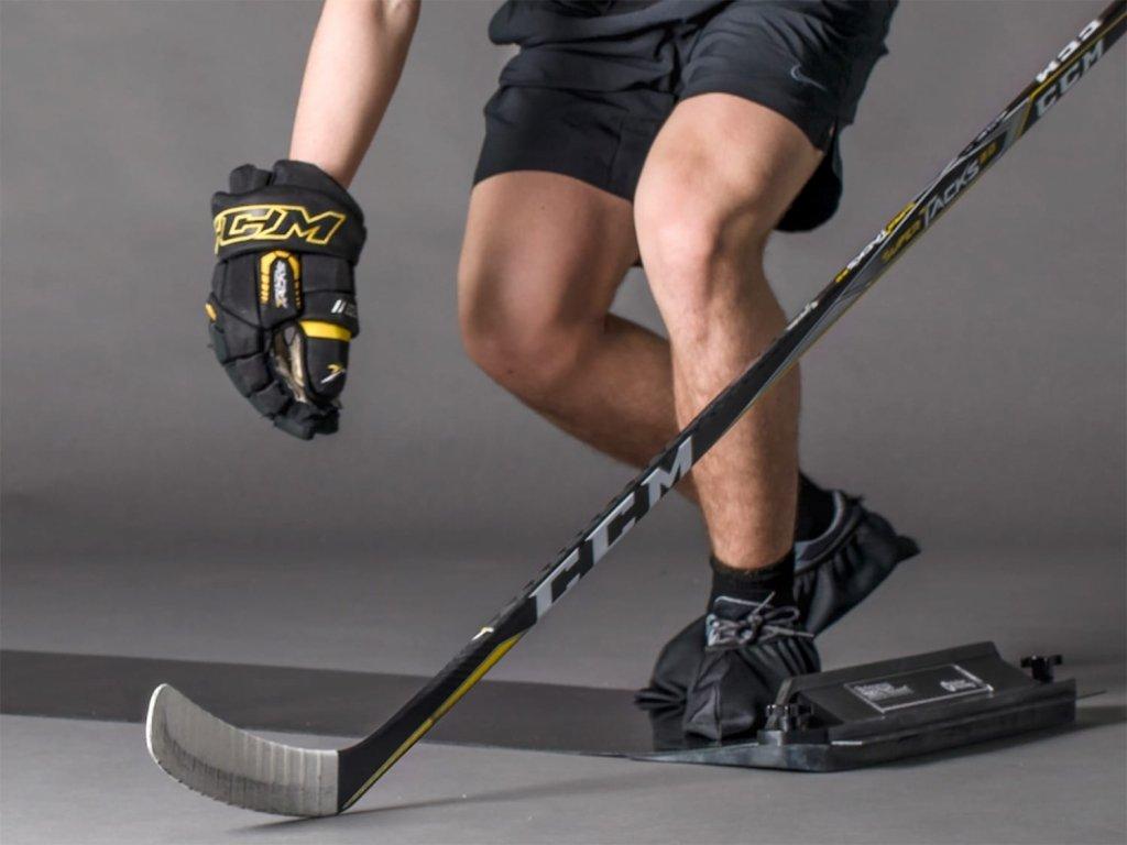 Slideboard Potent Hockey
