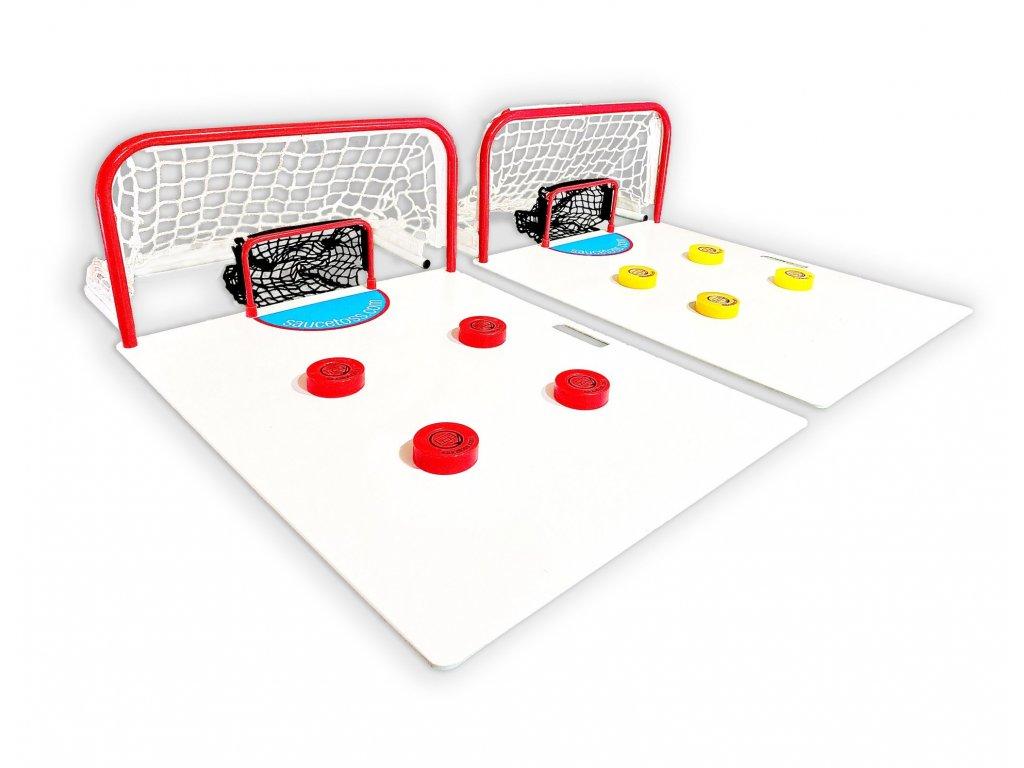 Sauce Toss hokejová hra