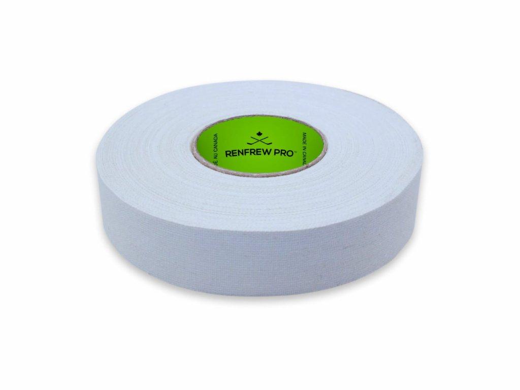 Bílá páska na hokejku Renfrew