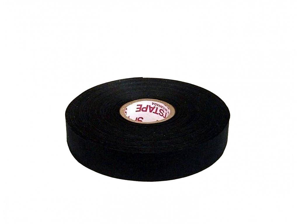 Páska na hokejku černá