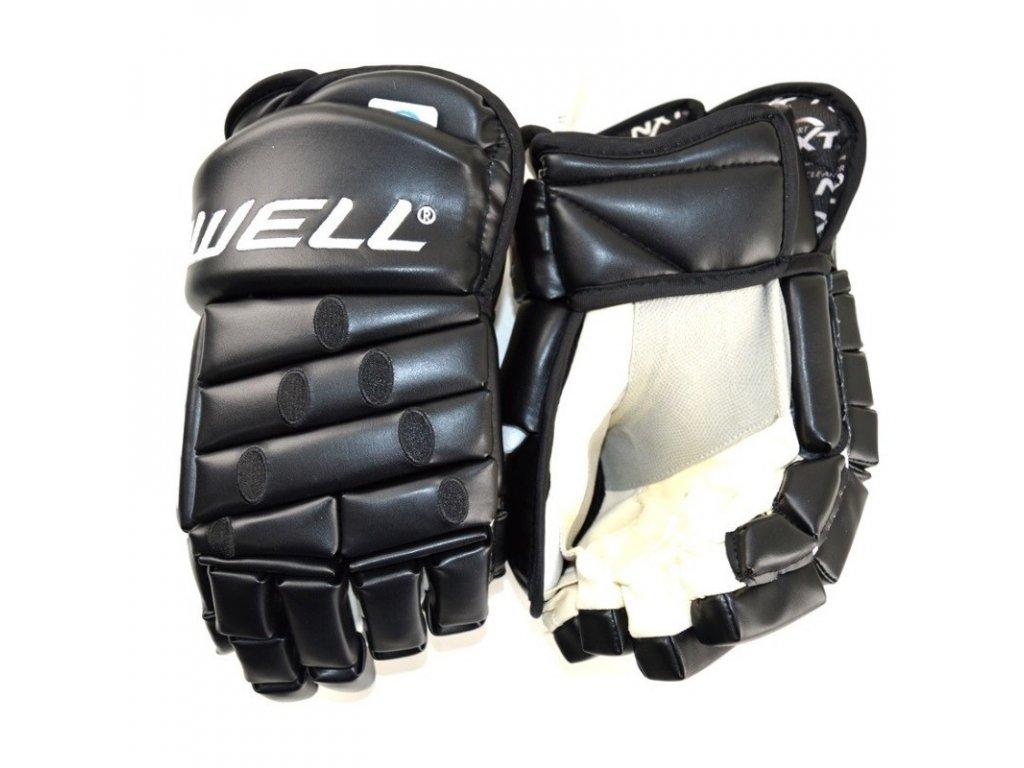 Kožené juniorské hokejové rukavice Winnwell Pro Stock JR