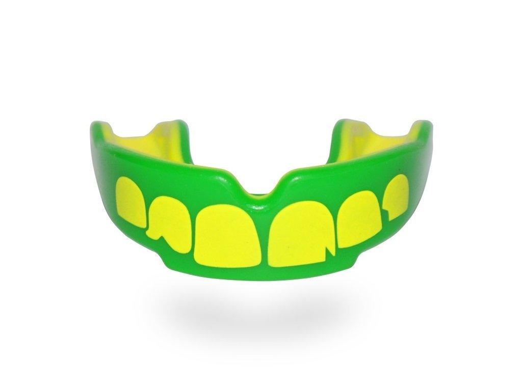 Chránič zubů Safe Jawz Extro Series Ogre (Varianta senior, Výrobce Safe Jawz, Příchuť Bez příchuti)
