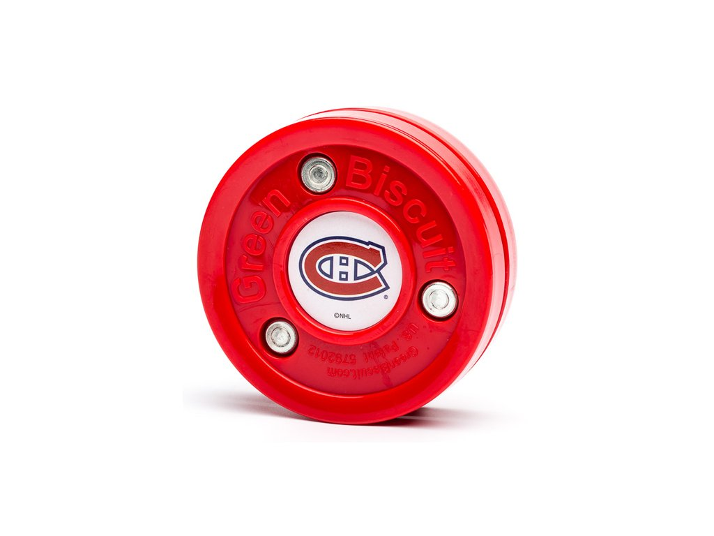 Puk Green Biscuit™ (NHL Montreal Canadiens)