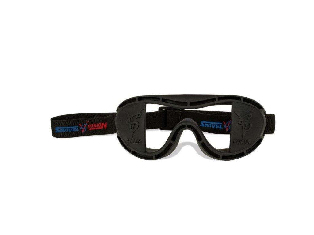 Brankářské brýle Swivel Vision