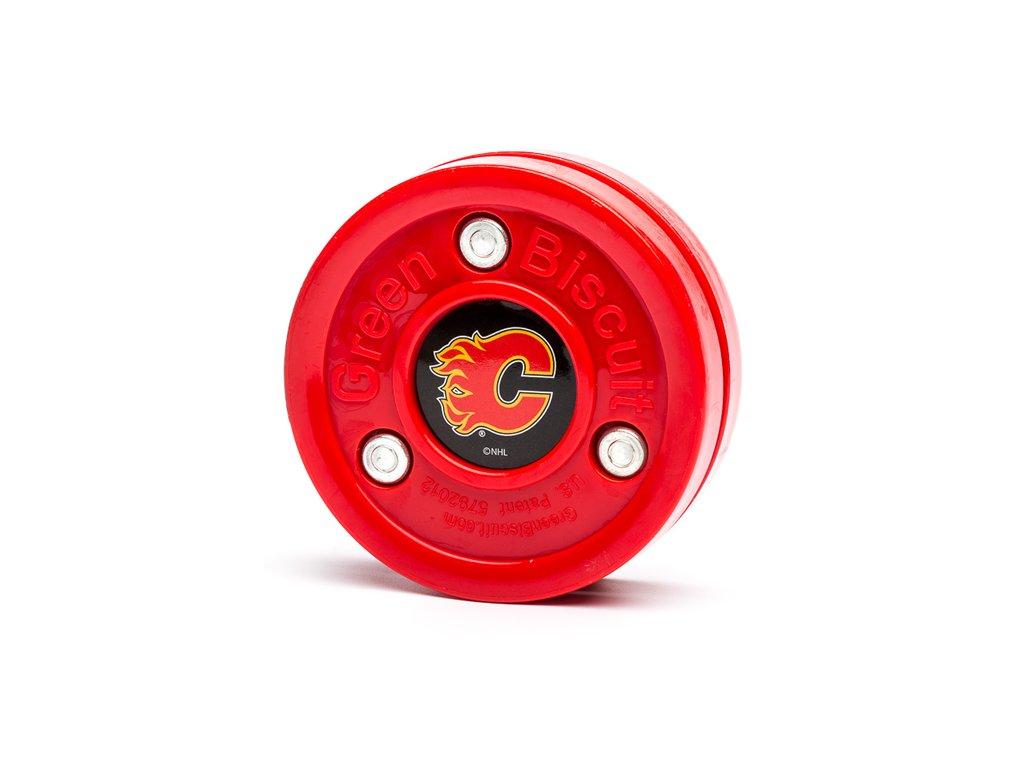 Puk Green Biscuit™ (NHL Calgary Flames)