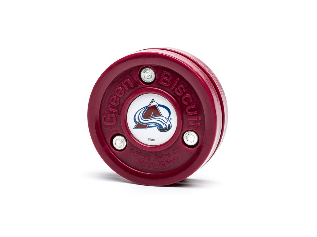 Puk Green Biscuit™ (NHL Colorado Avalanche)