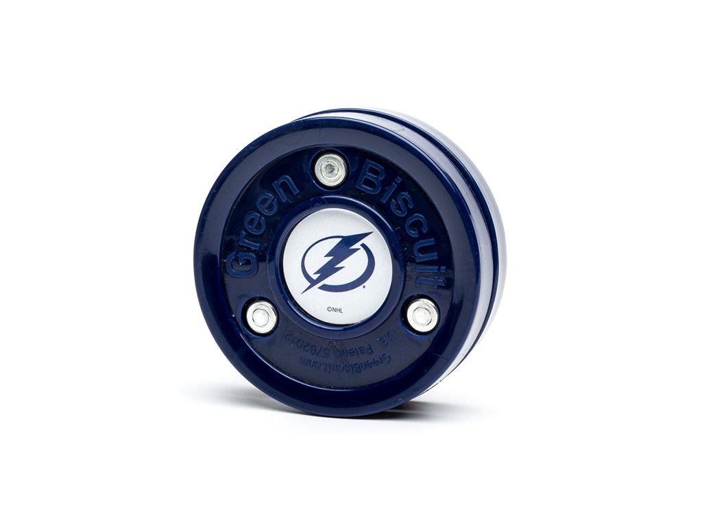 Puk Green Biscuit™ (NHL Tampa Bay Lightning)