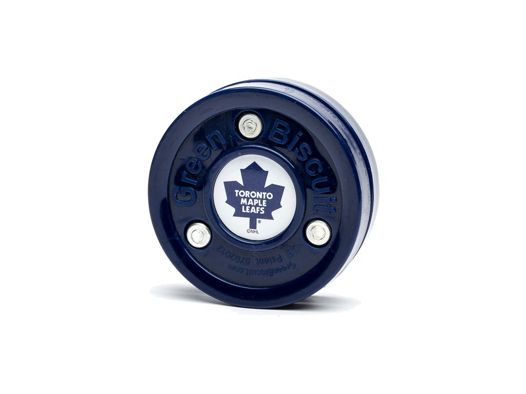 Puk Green Biscuit™ (NHL Toronto Maple Leafs)