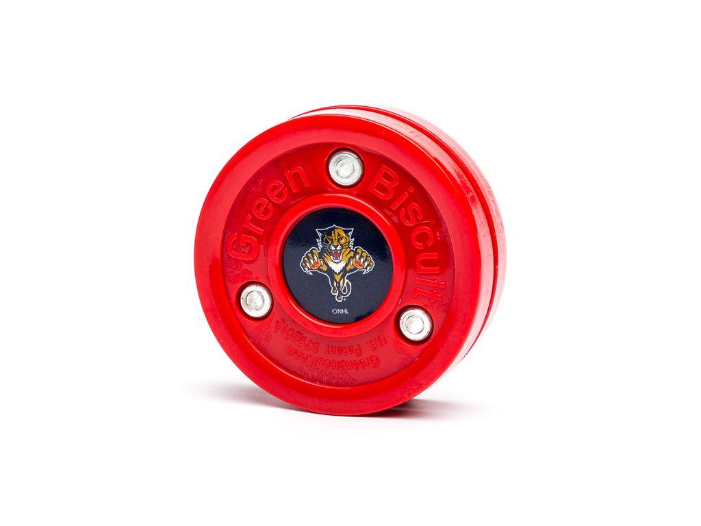 Puk Green Biscuit™ (NHL Florida Panthers)
