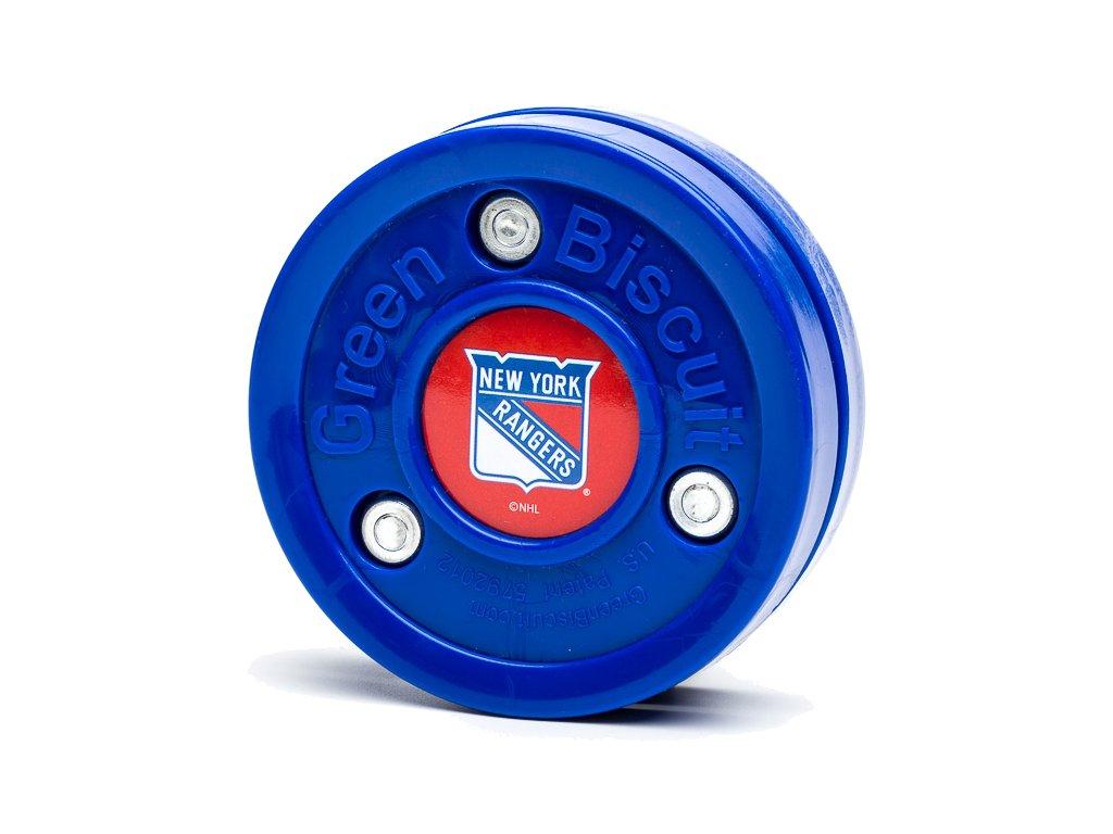 Puk Green Biscuit™ (NHL New York Rangers)