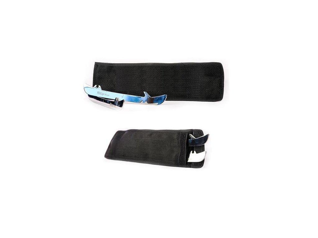 428510 chranic nozu blue sports skate blade pouch